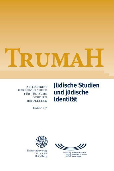 Zeitschrift der Hochschule für Jüdische Studien Heidelberg