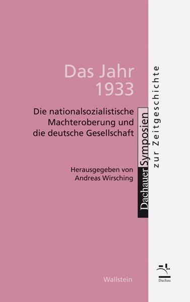 Das Jahr 1933