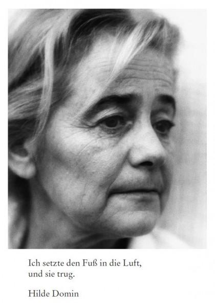 Hilde Domin (1909-2006)