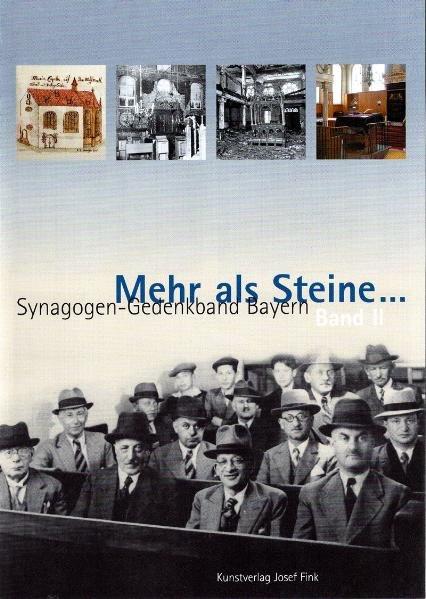 Mehr als Steine - Synagogen-Gedenkband Bayern