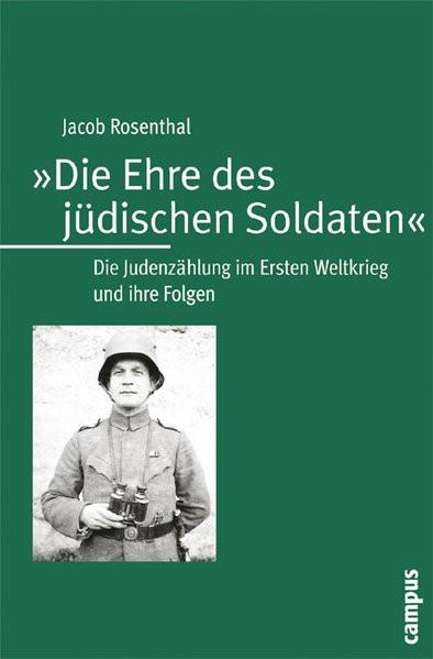 """""""Die Ehre des jüdischen Soldaten"""""""