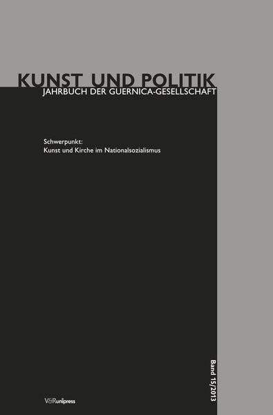 Kunst und Kirche im Nationalsozialismus