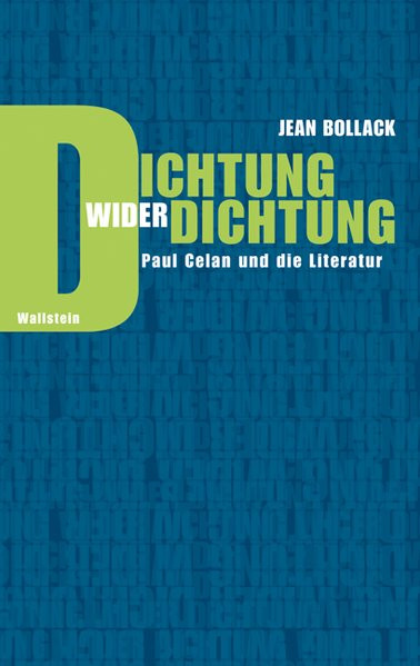 Dichtung wider Dichtung