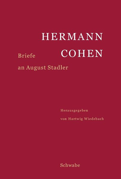 Briefe an August Stadler