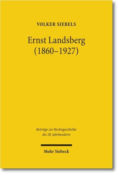 Ernst Landsberg (1860-1927)