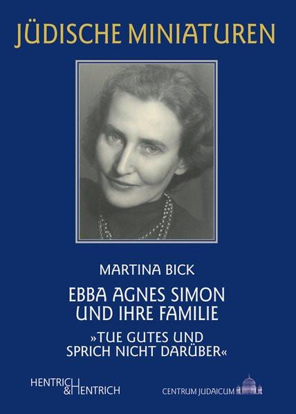 Ebba Agnes Simon und ihre Familie