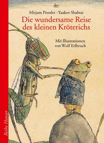 Die wundersame Reise des kleinen Kröterich