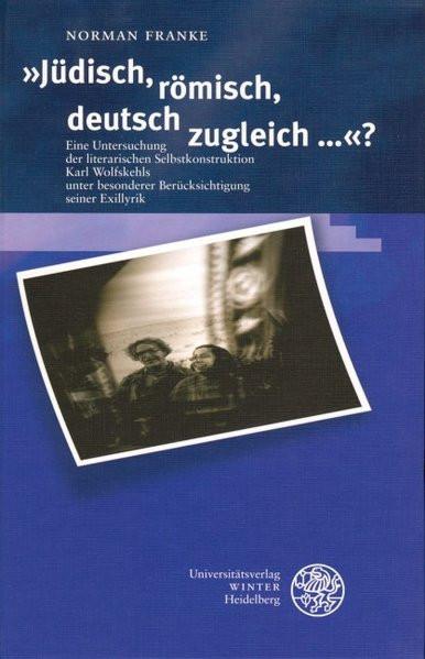"""""""Jüdisch, römisch, deutsch zugleich....?"""""""