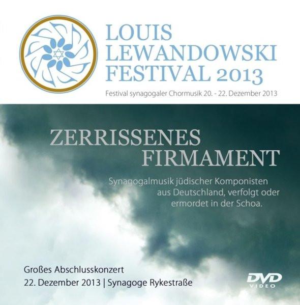 Louis Lewandowski Festival 2013