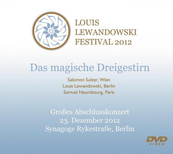 Louis Lewandowski Festival 2012