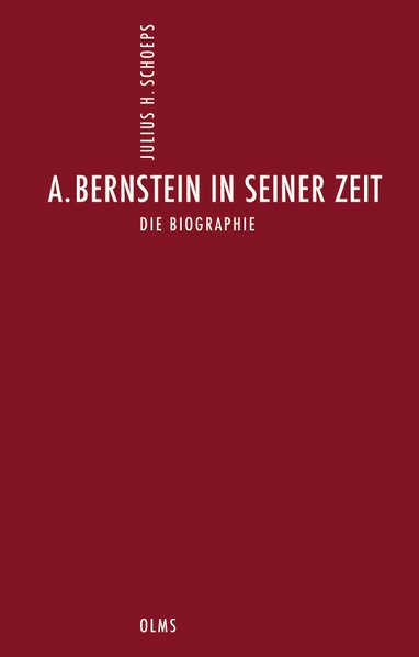 A. Bernstein in seiner Zeit