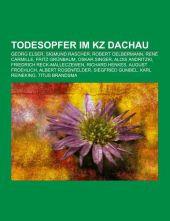 Todesopfer im KZ Dachau