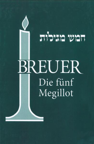 Die fünf Megillot