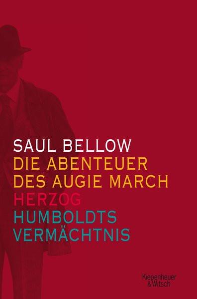 Die Abenteuer des Augie March - Herzog - Humboldts Vermächtnis