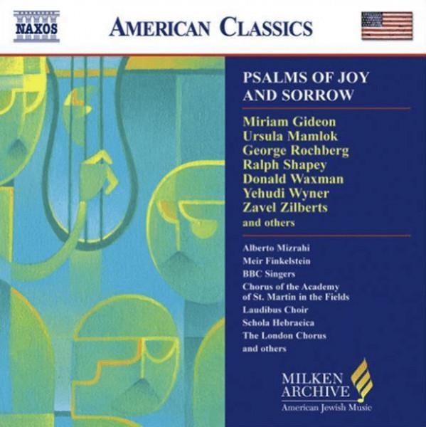 American Classics - Psalms of Joy and Sorrow
