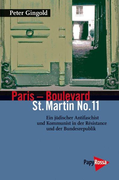 Paris - Boulevard St. Martin No. 11