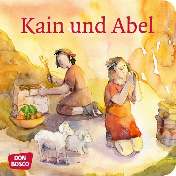 Kain und Abel. Mini-Bilderbuch.