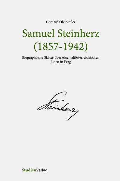Samuel Steinherz (1857-1942)