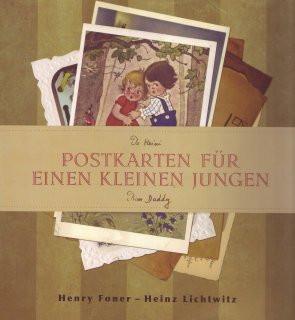 Postkarten für einen kleinen Jungen