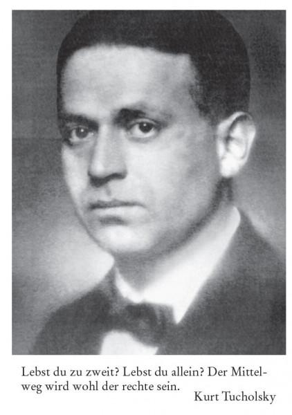 Kurt Tucholsky (1890-1935)