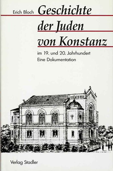 Geschichte der Juden in Konstanz im 19. und 20. Jahrhundert