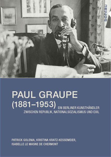 Paul Graupe (1881-1953)