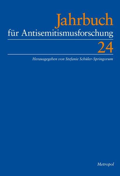 Jahrbuch für Antisemitismusforschung 24