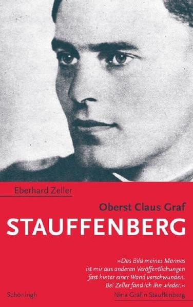 Oberst Claus Graf Stauffenberg