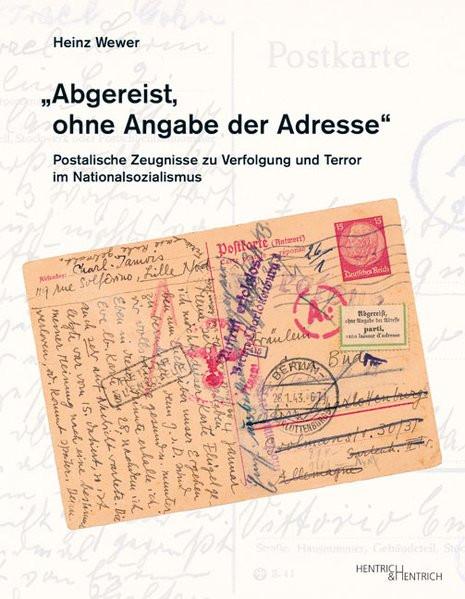 """""""Abgereist, ohne Angabe der Adresse"""""""