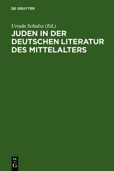 Juden in der deutschen Literatur des Mittelalters
