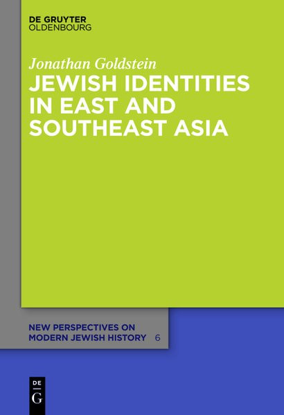 Transnational Jewish Identities in East and Southeast Asia