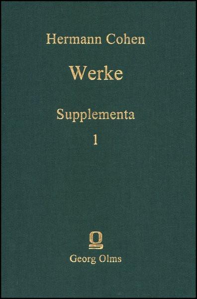 Werke. Bd. 1: Reflexionen und Notizen