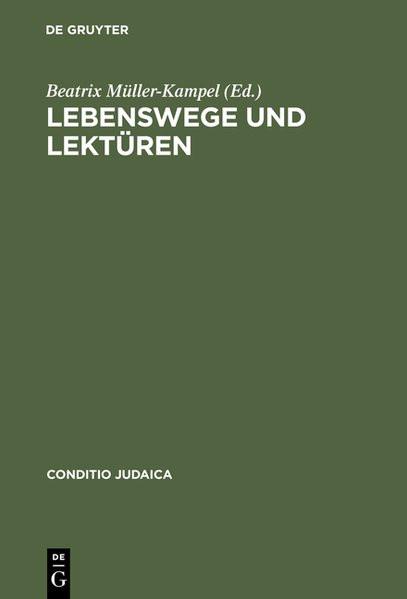 Lebenswege und Lektüren. Österreichische NS-Vertriebene in den USA und Kanada