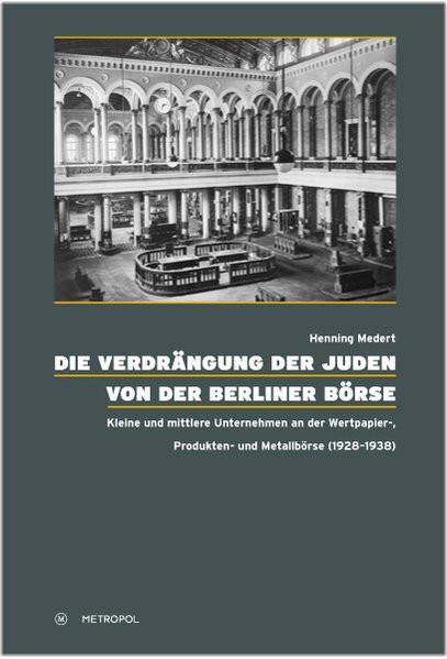 Verdrängung der Juden von der Berliner Börse