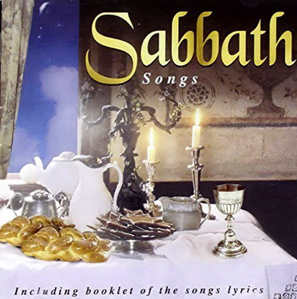 Sabbath Songs. Sung in Hebrew with English