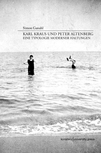 Karl Kraus und Peter Altenberg