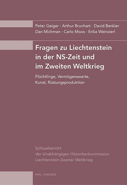 Fragen zu Liechtenstein in der NS-Zeit und im Zweiten Weltkrieg