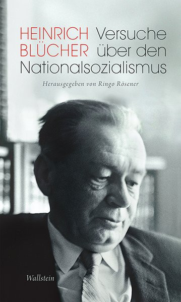 Versuche über den Nationalsozialismus