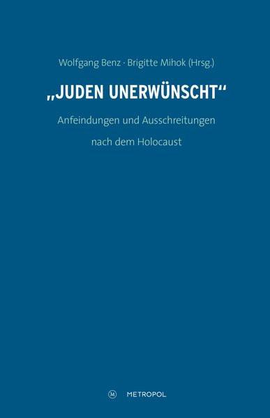 """""""Juden unerwünscht"""""""