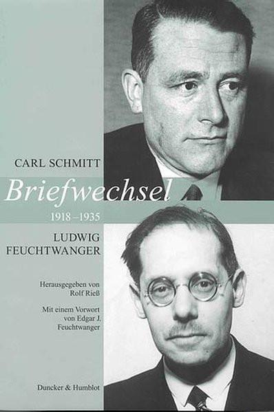 Briefwechsel 1918-1935