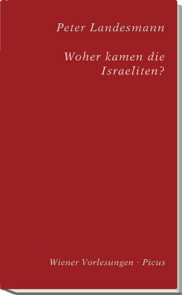 Woher kamen die Israeliten?