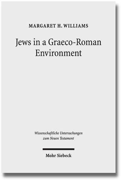 Jews in a Greco-Roman Environment