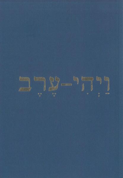 Notizbuch A5 Erew blau blanco