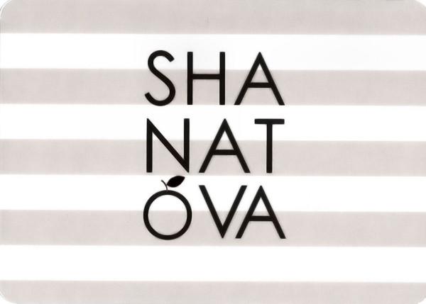 Shana Tova Modern