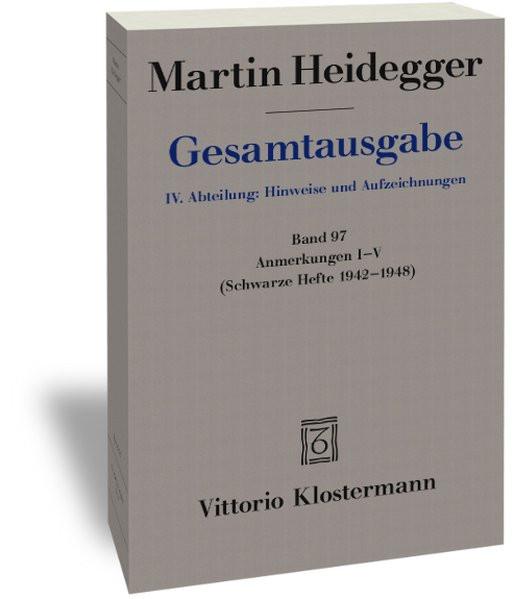 Schwarze Hefte. Bd. 97: 1942-1948
