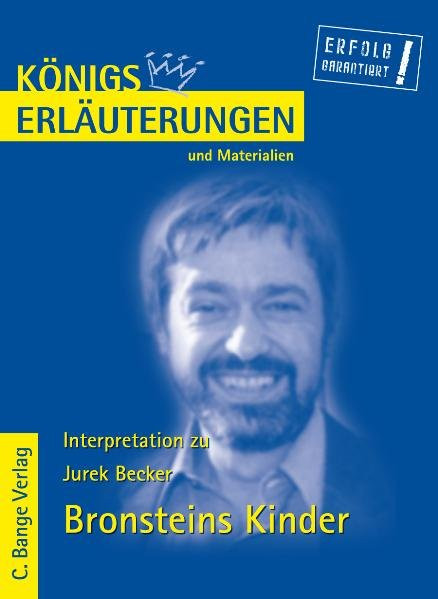 Jurek Becker: Bronsteins Kinder