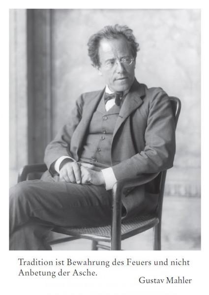 Gustav Mahler (1860 Böhmen - 1911 Wien)