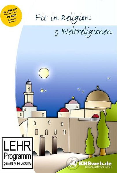 3 Weltreligionen