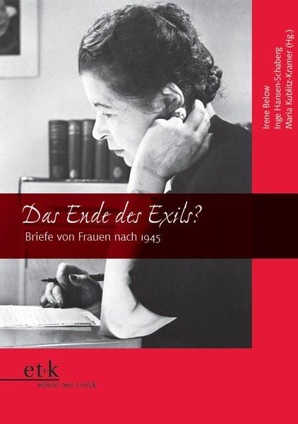Das Ende des Exils? Briefe von Frauen nach 1945