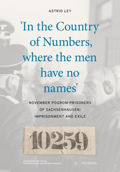 """In the Country of Numbers, where the men have no names"""